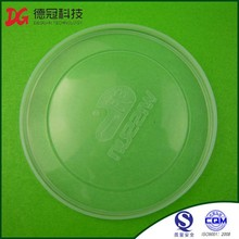2015 Good Quality Plastic Transparent Table Cover