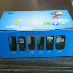 2014 New arrival dual sim quad band 1.8 inch call bar android mobile phone 105 support whatsapp