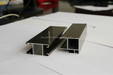 high quality 6063-T5 aluminum profile rail made in China