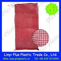 plastic onion bags plastic onion/fruit mesh bag
