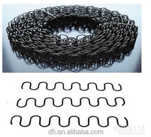 SZS-001 High quality furniture parts S-shape roll spring/sofa zigzag spring/inner springs for sofa