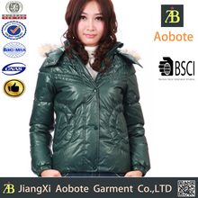 Urban Style Top Brand Breathable Woman Winter Clothing