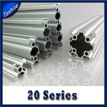 Building and Industry 6063 alloy t5 aluminum profile extrusion