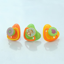 Triangle shaped Baby pacifier BX-0105