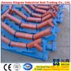material handling roller dezhou yilun belt conveyor roller conveyor impact idler