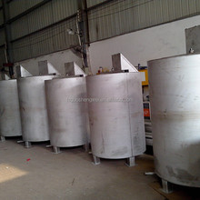 Professional manufacture stainless steel chemical tank