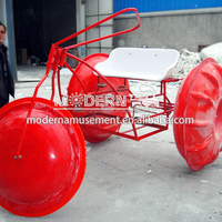 New designed amusement water tricycle/sea water tricycle/commercial grade amusement water tricycle