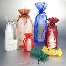 cheap custom printed organza bags in packaging bags