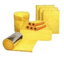 Fire retardant fiberglass wool insulation slab sheet blanket roll batts