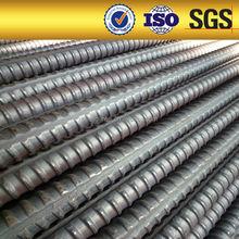 high tensile steel screw thread steel bar coal mine roof bolt rock split set bolts