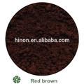 Bulk pó de pigmento, cerâmica marrom escuro pó de pigmento, marrom escuro a granel pó de pigmento