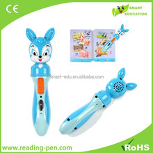 New educational toys newest kids story reading books talking pen
