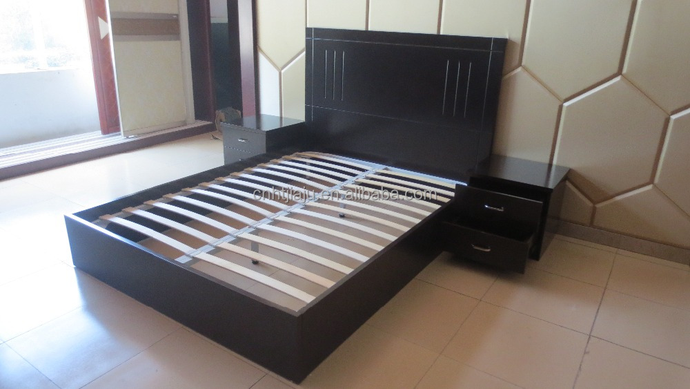Sale high quality hotel bedroom sets bed and bedside table for Cheap quality bedroom furniture