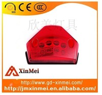 Motorcycle LED Taillamp Red LED Taillight Universal Motorcycle LED Taillights