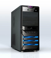 new product custom pc atx computer cabinet/desktop pc cabinet/ full tower pc cabinet