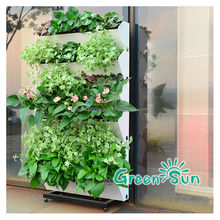 Wholesale home garden decoration stacking pots