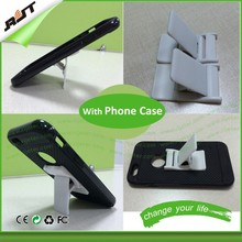 Factory price can be use with phone or phone case desk phone holder, sticky gel phone holder, phone holder table