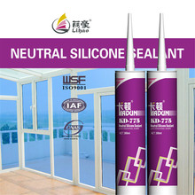 construction glass door and window uv proof silicone sealant