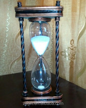 Fancy Sand Timer- art glassware glass Sand Timer Sand clock hourglass