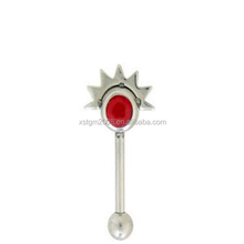 Gems Eyebrow Rings Jewelry Piercing Body Jewelry Shop Wholesale Jewelry