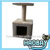 Simple Square Cat Scratching Post Modern Luxury Cat Furniture cat tree