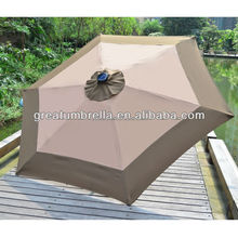 giant luxury quality sun garden parasol umbrella
