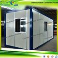 Diseño moderno para la oficina y la vivienda de contenedor modular
