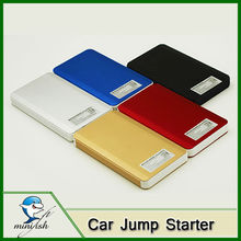 New Arrival MiniFish Multi-functional Jump Starter 8000mAh Capacity And 12V Vehicle Boot Port Power Bank