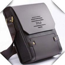 2014 moda de alta calidad nombre de marca hombres bolso de hombro polo bolsa