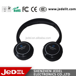 Mobile Phone Accessories 2015 mp3 player sport headphone with fm radio and tf card cheap price