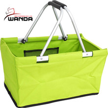 polyester 600d laundry basket folding