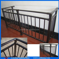 Galvanized Steel Balcony Railing/Iron Pipe Railing/Railing Deck