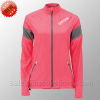 2014 custom cheap leather jacket for women