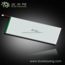 Customized high capacity 10Ah rechargeable battery , 6463203 10000mah Prismatic lithium battery 3.7V