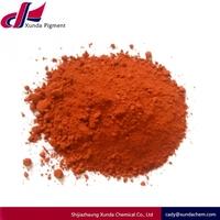 Iron Oxide Red color bitumen color asphalt
