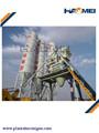 HZS75 plantas estacionarias de hormigón