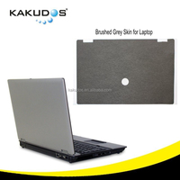 OEM brushed original color Laptop skin for hp 6550b free sample