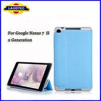 Auto Sleep / Wake for Google Nexus 7 II Case, Leather Stand Case for Google Nexus 7 2nd,