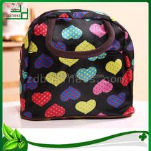 New design flower printed gift shopping bag