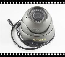 2015 New Arrival CCTV Camera Vandal 2.8-12mm Varifocal lens Dome Camera