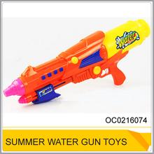 Kids summer plastic high pressure spray water gun OC0216074