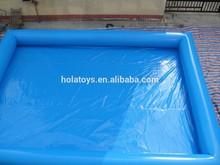 Gonfiabili piscina per adulti/piscina di plastica