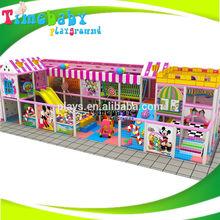 Progettazione di funghi bambini casetta di plastica, parco giochi per i giocattoli bambino teatro