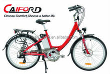 An exceptionally comfortable bike to ride