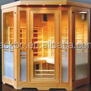 Unique design outdoor traditional sauna room sauan shower room