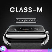 Transparent 0.33mm Tempered Glass Screen Protector for Apple Watch