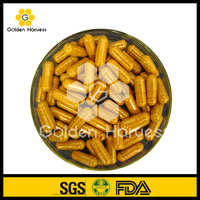Bee pollen tablets and propolis powder