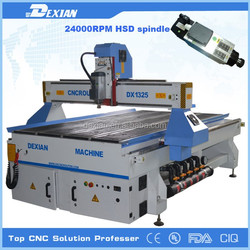 Professional Factory Supply!!! 3 axis wood cnc router 1325