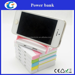 2200mah Power Bank Mobile Phone Charger Holder With Mirror