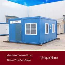 Luxury Modern Module prefabricated villa house for family house